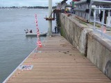 Cale trans rade de Lorient (Bretagne)