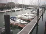 Port de plaisance de Zeebruge (Belgique)