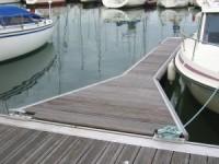 Catways pour pontons